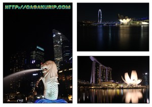 Singapore Night View